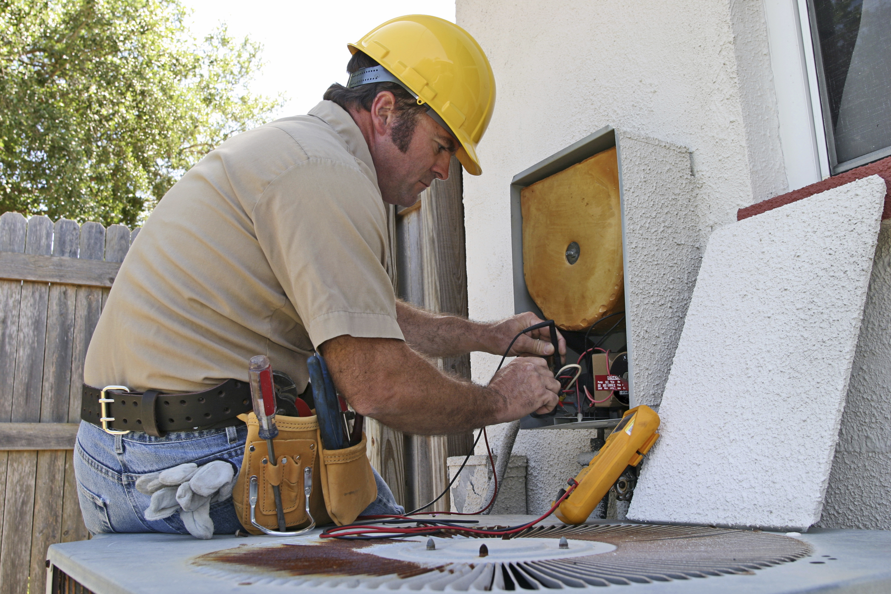 how to sell hvac service